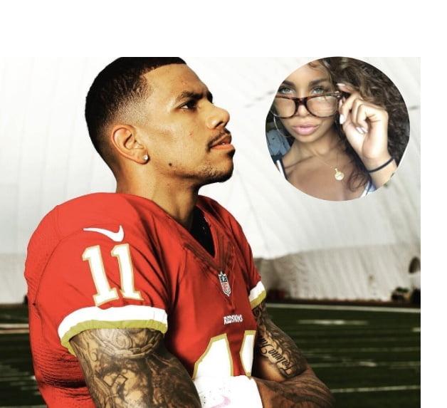 Terrelle Pryor's Girlfriend Chania Ray
