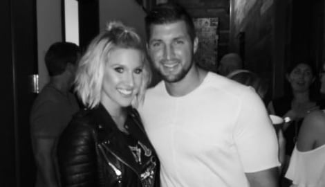 Tim Tebow's New Girlfriend Savannah Chrisley?