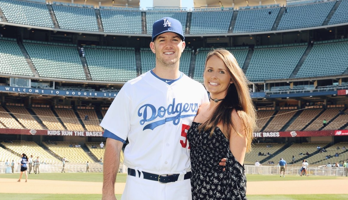 Alex Wood's Girlfriend Suzanna Villarreal