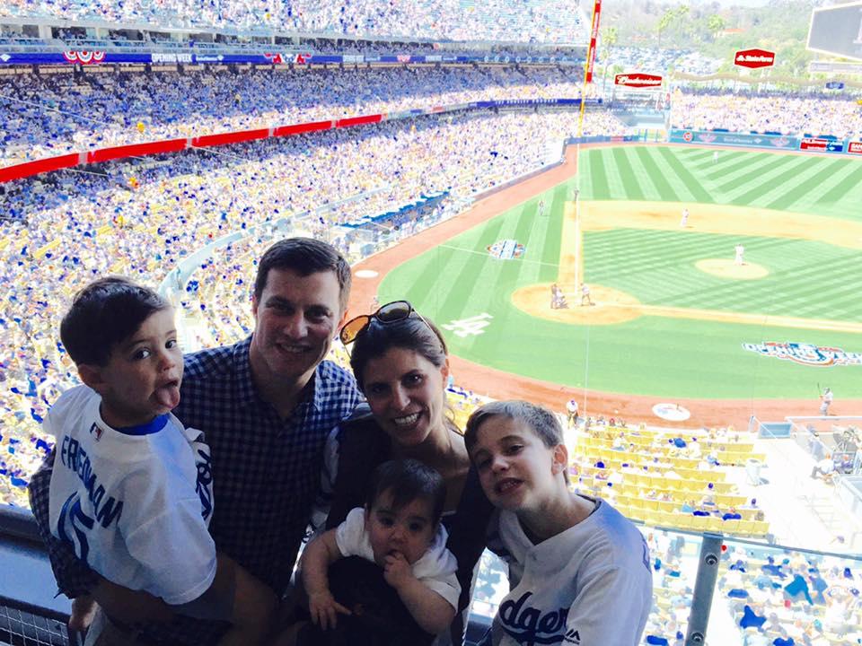 Andrew Friedman's Wife Robin Friedman