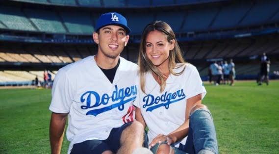 Austin Barnes' Girlfriend Nicole Rappaport