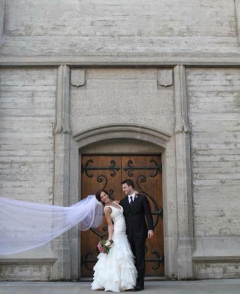 Brandon morrow lily schneider wedding
