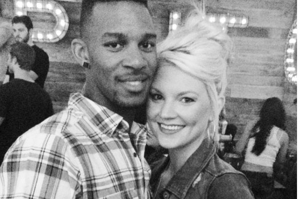 Byron Buxton's Pretty girlfriend Lindsey Tillery