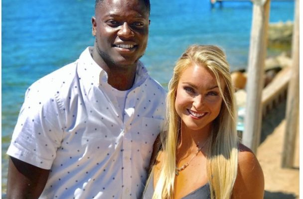 Chris Conley's Hot Girlfriend Brianna Stade