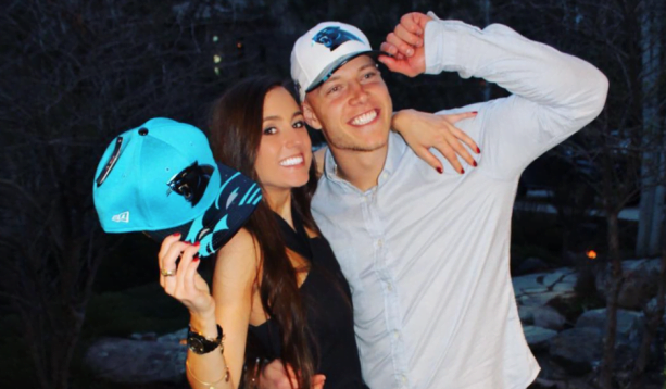 Brooke Pettet Christian McCaffrey's Girlfriend