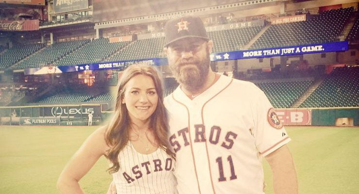 Kimberly Gattis Top Facts about Evan Gattis's Pretty Wife