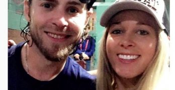 Josh Reddick's Girlfriend Georgette Elkins Arklin