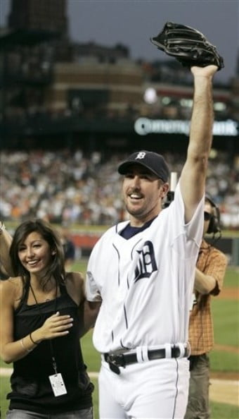 Verlander dating history