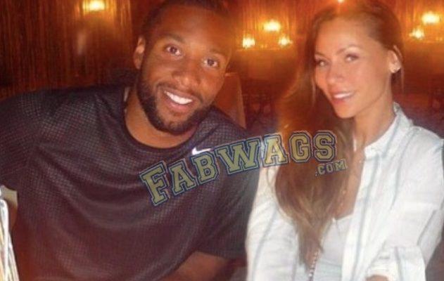 Larry Fitzgerald's Girlfriend Melissa Blakesley