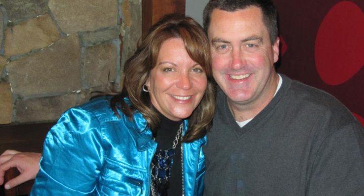 Paul Chryst's wife Robin Chryst