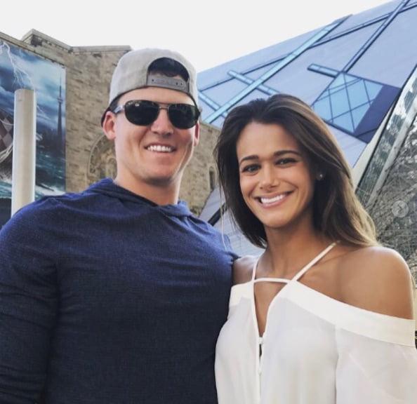 Tyler Austin S Pretty Girlfriend Stephanie Dana Bio Wiki