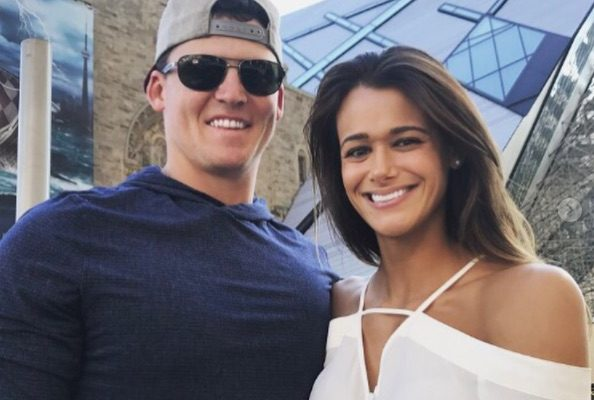 Tyler Austin's Girlfriend Stephanie Dana