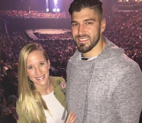 Kristen Miller NFL Zach Miller's Wife