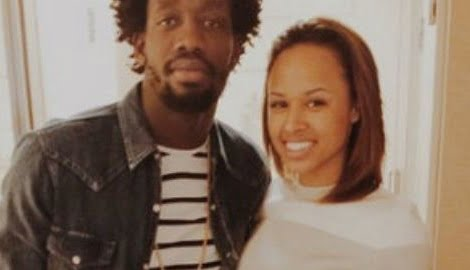 Patrick Beverley's Girlfriend Amber Spencer