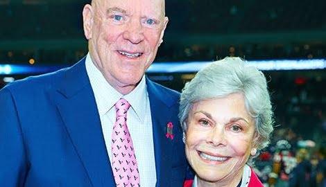 Bob McNair's Wife Janice Suber McNair