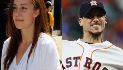 Charlie Morton's wife Cindy Morton