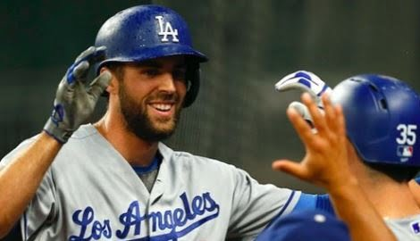 Who is MLB Chris Taylor's Girlfriend?