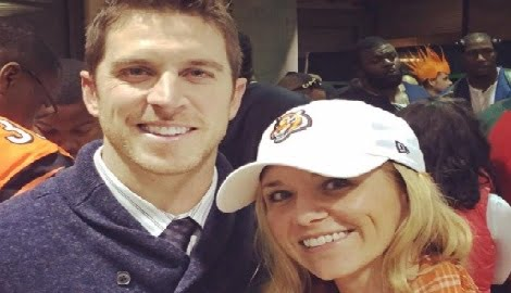 Emily Cunningham NFL Mike Nugent's Wife