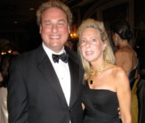 Randy Levine's wife Mindy Franklin