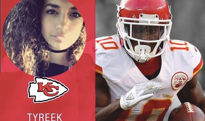 Tyreek Hill's Girlfriend Crystal Espinal
