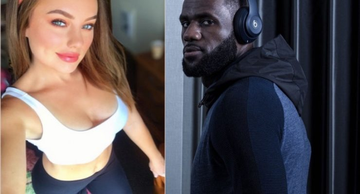 Heidi Hoback 7 Facts Facts Model Lebron James Got Sliding DMs