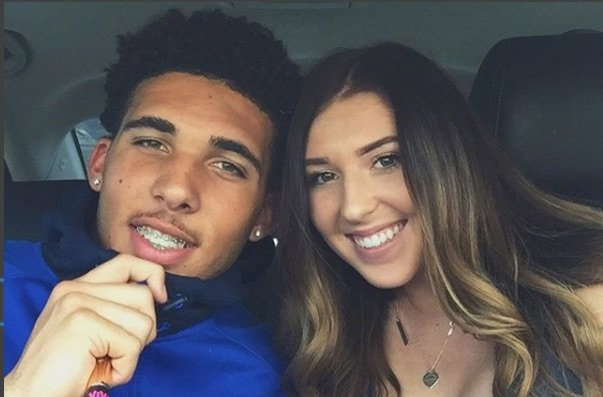 5 Facts about Liangelo Ball's Girlfriend Isabella Morris