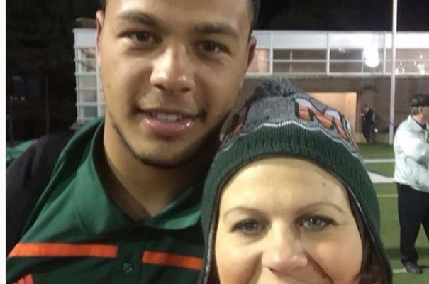 Shannon Howell Rosier Malik Rosier's Mother