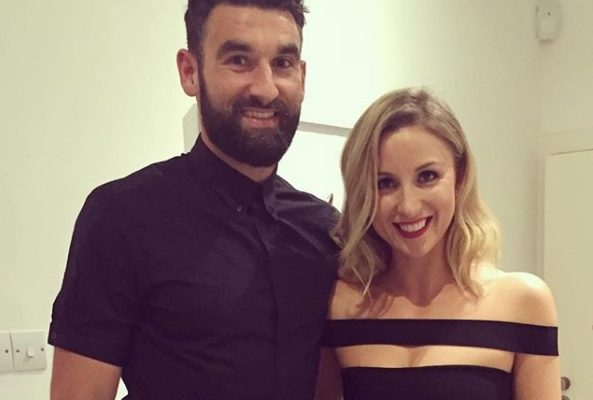Natalie Peacock  Mile Jedinak's Wife