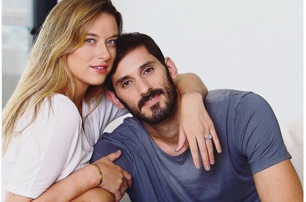 Omri Casspi's Hot wife Shani Ruderman