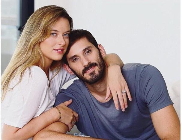 Omri Casspi's Hot wife Shani Ruderman