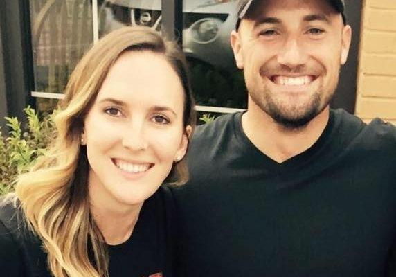 Danielle Burkhead NFL Rex Burkhead's Wife