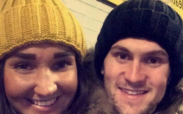 Faye Howard Manchester City Billy O'Brien's Girlfriend