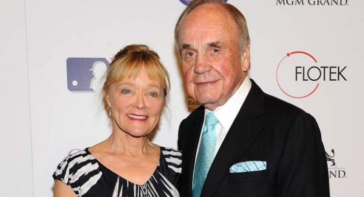 Barbara Hedbring Dick Enberg's Wife