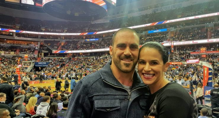 Chanel Weddle NFL Eric Weddle's Wife