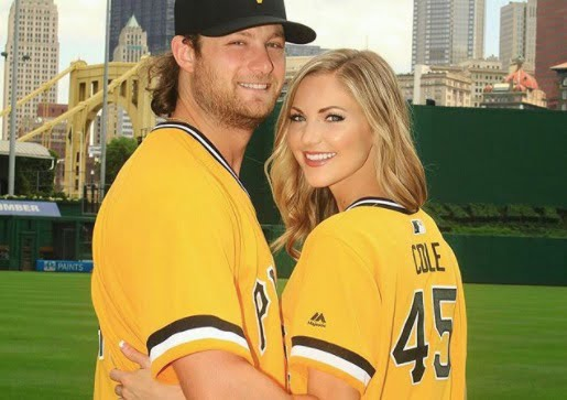 Amy Crawford MLB Gerrit Cole's Wife