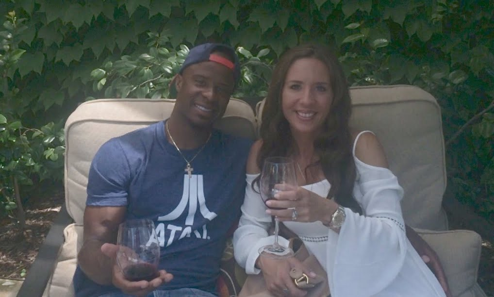 Ike Taylor's Wife Danielle Taylor