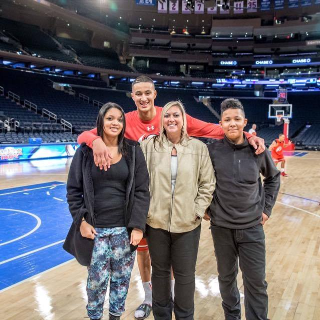 Karri Kuzma NBA Kyle Kuzma's Mother (Bio, Wiki)