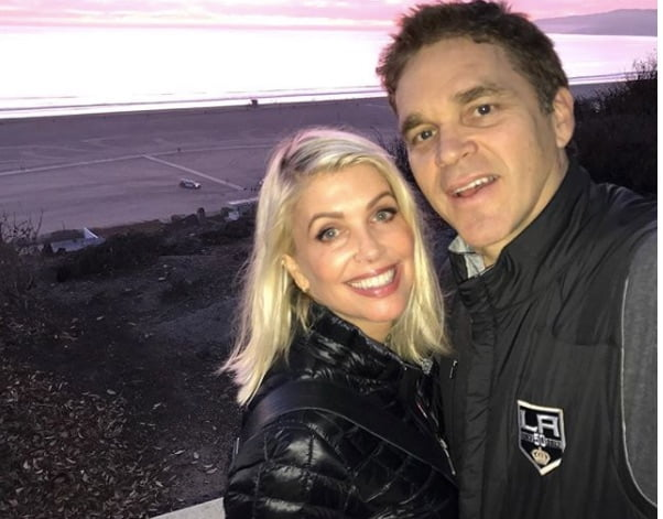 Stacia  Robitaille NHL Luc Robitaille's Wife