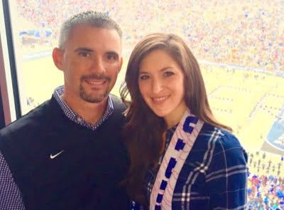 Maria Norvell Memphis Tigers Mike Norvell's Wife