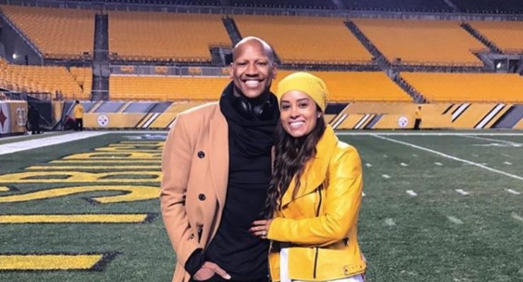Michelle Shazier (Rodriguez) Ryan Shazier's Girlfriend