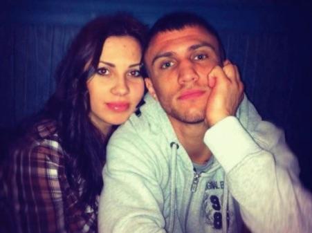 Elena Lomachenko Boxer Vasyl Lomachenko's Wife