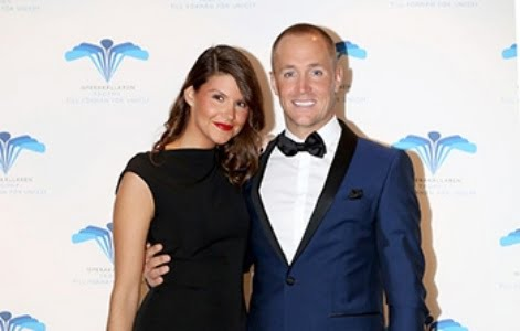 Jennifer Kovacs Golfer Alexander Noren's Wife