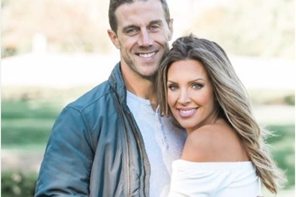 Elizabeth Barry/ Elizabeth Smith- NFL player Alex Smith's Wife
