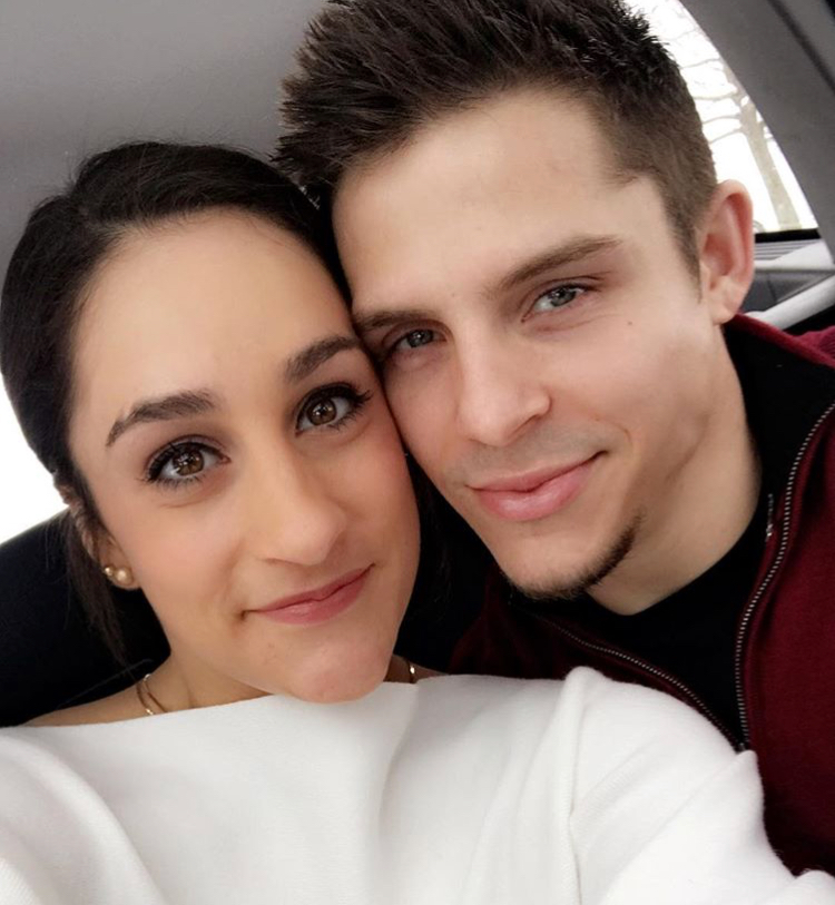 Jordyn Wieber's boyfriend Chris Brooks