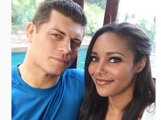 Brandi Rhodes WWE Cody Rhodes' Wife