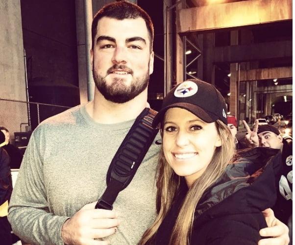 Bonnie DeCastro Steelers David DeCastro's Wife