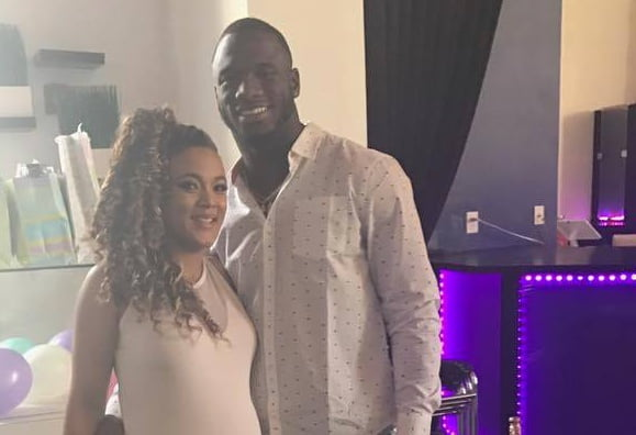 Deion Jones' Girlfriend Naja Cowan