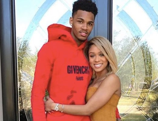Jilly Anais 5 Facts About Dejounte Murray's  Girlfriend