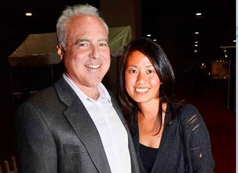 Tina Lai Lurie Eagles Owner Jeffrey Lurie's Wife