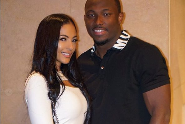 Delicia Cordon LeSean McCoy's girlfriend